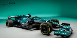 Aston Martin Cognizant Formule 1 X EPOS
