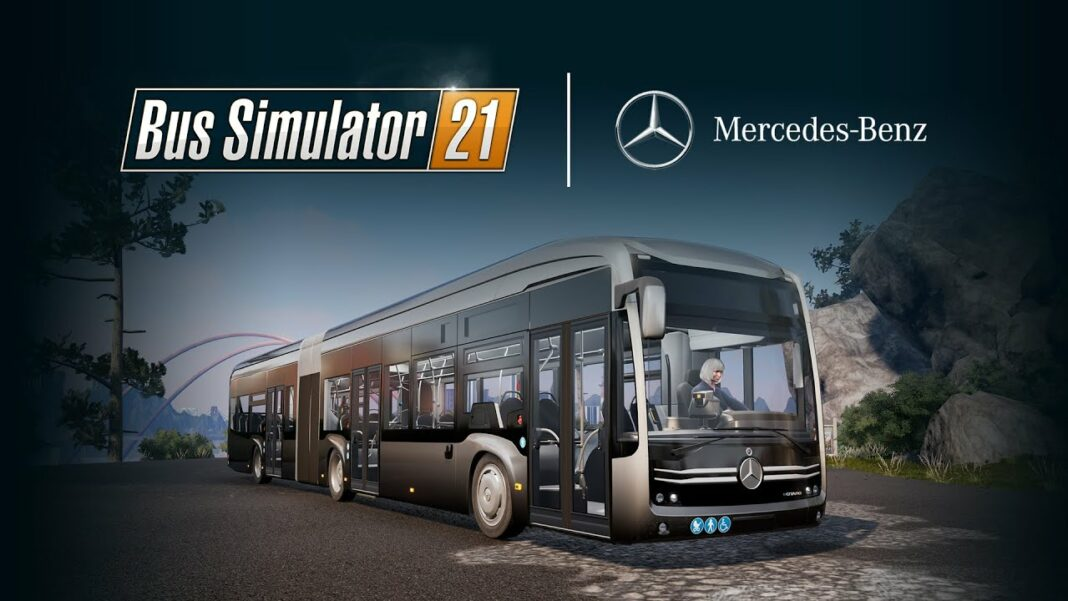 Bus Simulator 21 – Mercedes-Benz