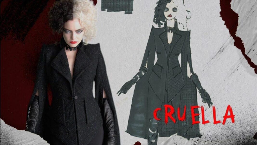 Cruella The Fashion