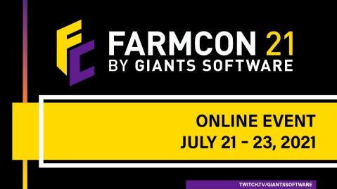 FarmCon 21 Farming Simulator