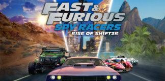 Fast & Furious - Spy Racers l'Ascension de SH1FT3R