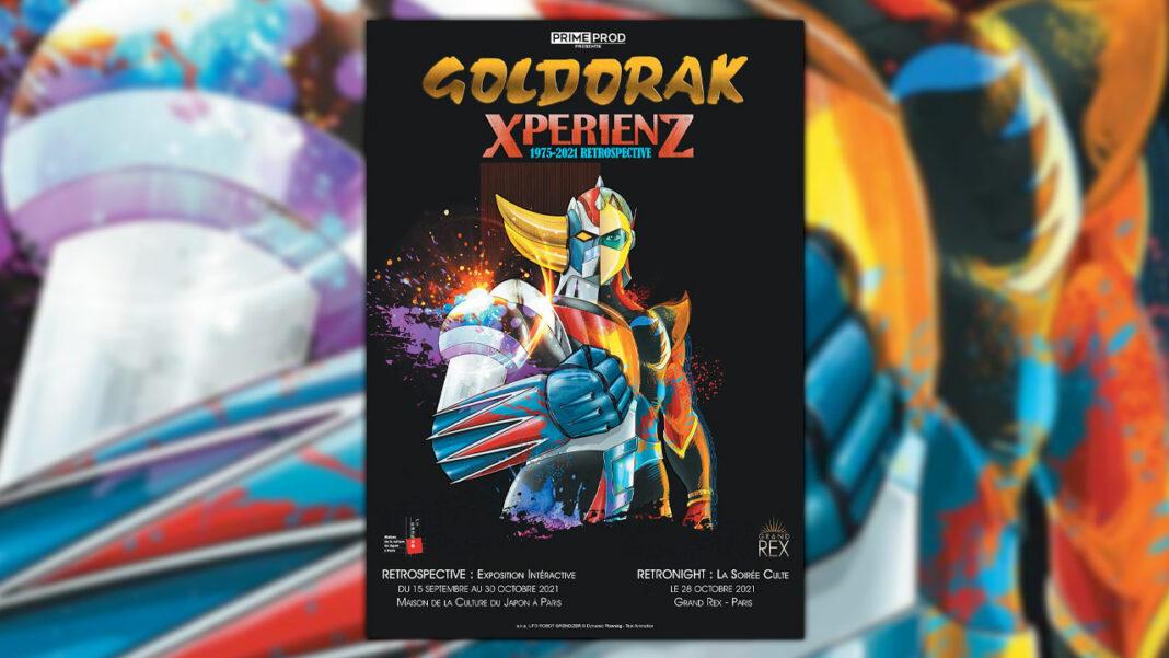 Goldorak XprerienZ