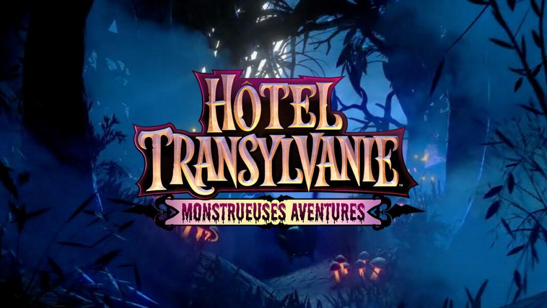 Hôtel Transylvanie : Monstrueuses Aventures