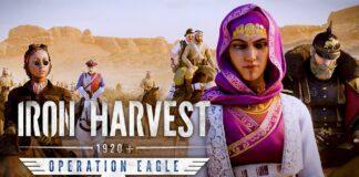 Iron Harvest 1920+ : Operation Eagle