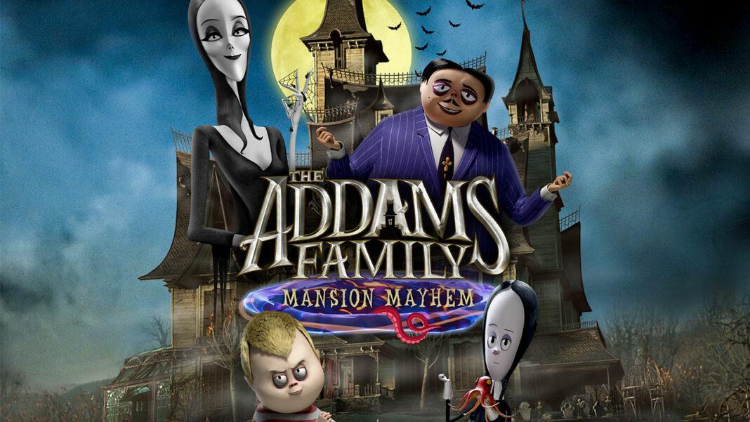 La Famille Addams – Panique au manoir