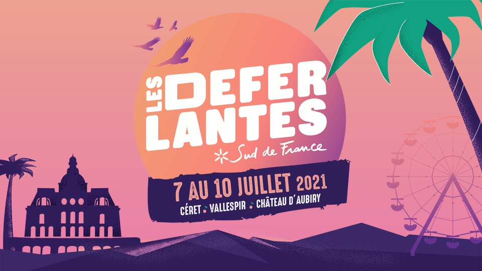 Les Déferlantes Sud de France 2021