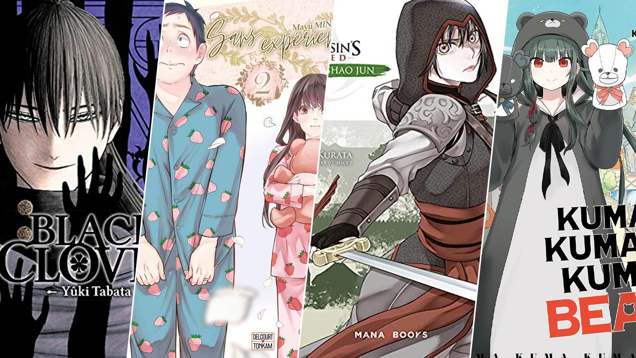 Top 80 Manga Shojo [annoté]