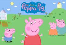 Mon ami Peppa Pig