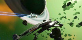 No Man's Sky x Mass Effect