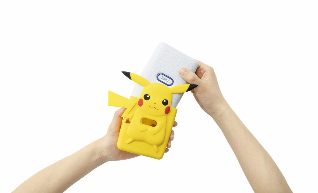 mini-Link-SE-Nintendo---Pikachu-design-Silicone-Case-