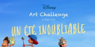 Disney Art Challenge 2021