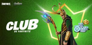 Fortnite X Loki
