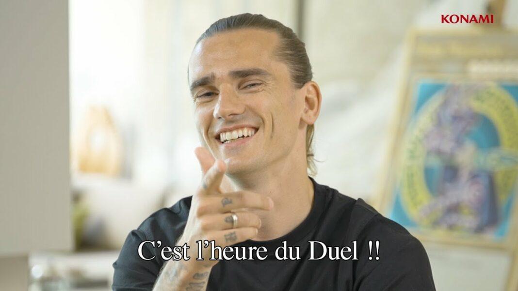 JCJ Yu-Gi-Oh! Antoine Griezmann