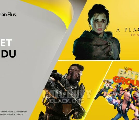 Jeux PlayStation Plus Juillet 2021