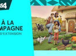 Les Sims 4 Vie à la campagne