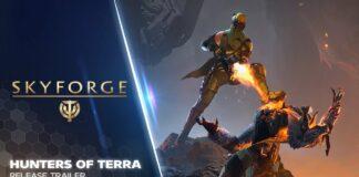 Skyforge - Hunters of Terra