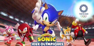 Sonic aux Jeux Olympiques - Tokyo 2020