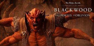 The Elder Scrolls Online - Portes d'Oblivion