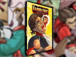 The Kabuki Fight Alpha