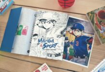 Manga & Sport. Une passion japonaise