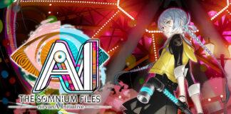 AI: The Somnium Files - nirvanA Initiative