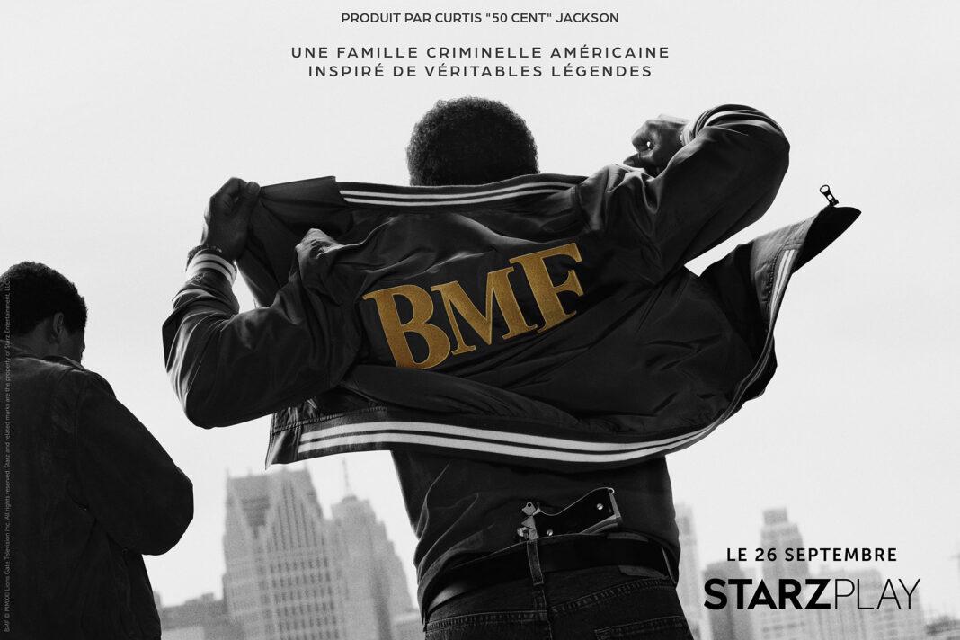 Black Mafia Family