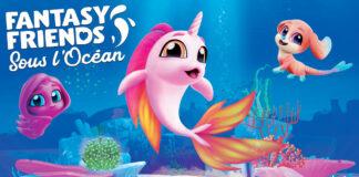 Fantasy Friends : Sous l'Océan
