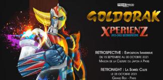 Goldorak Xperienz