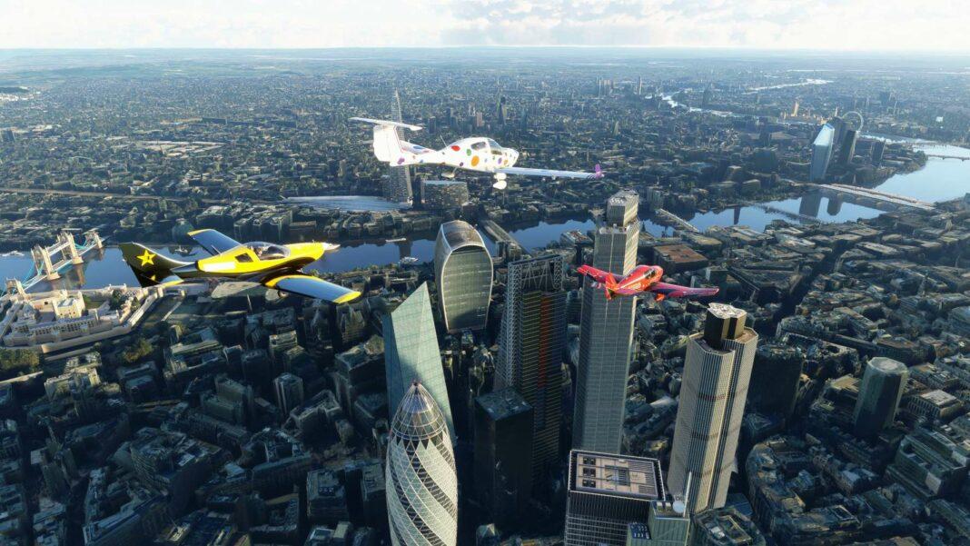 Microsoft Flight Simulator 01