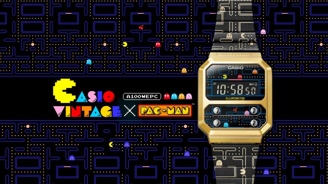 Casio PAC-MAN_KV