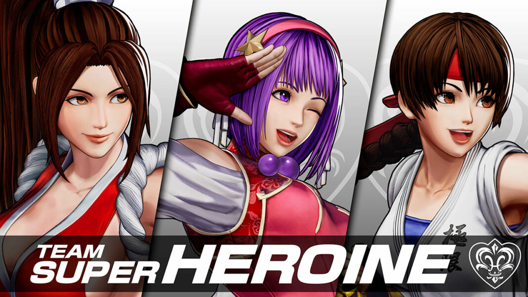 The-King-of-Fighters-XV