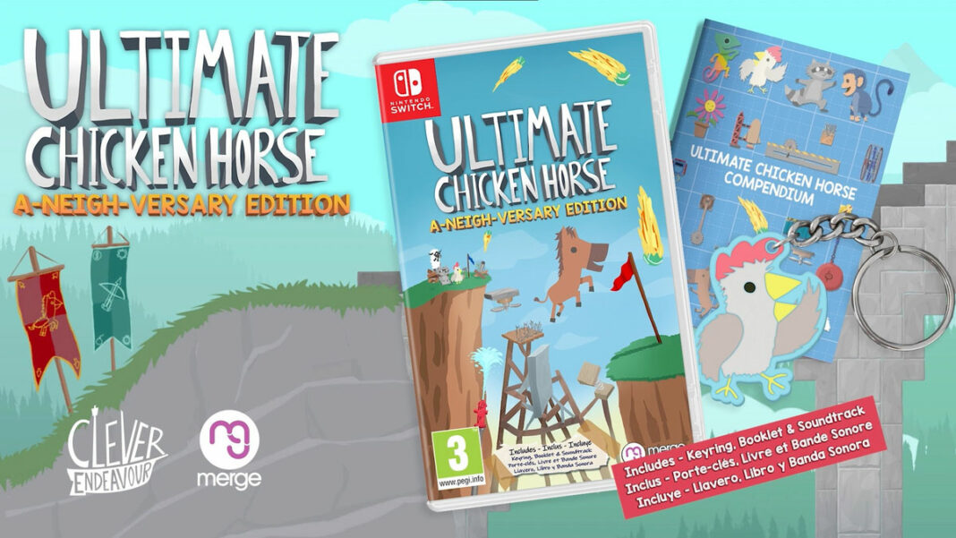 Ultimate-Chicken-Horse