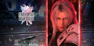 FINAL FANTASY BRAVE EXVIUS X Sephiroth FFVII 01