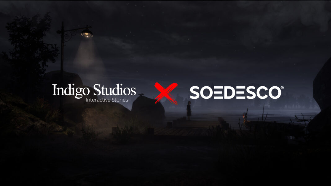 SOEDESCO X Indigo Studios