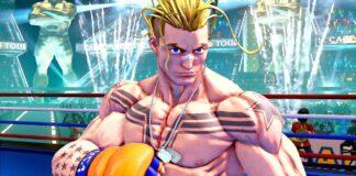 Street Fighter V: Champion Edition - Luke