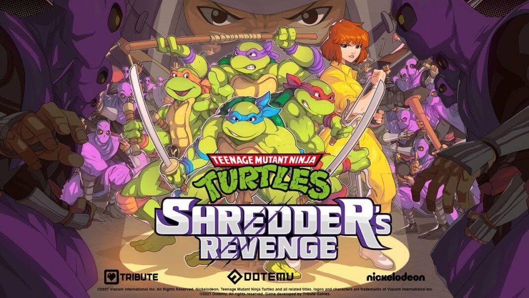 Teenage Mutant Ninja Turtles- Shredder's Revenge - April O'Neil