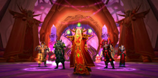 World-of-Warcraft---Burning-Crusade-Classic---Seigneurs-de-l'Outreterre