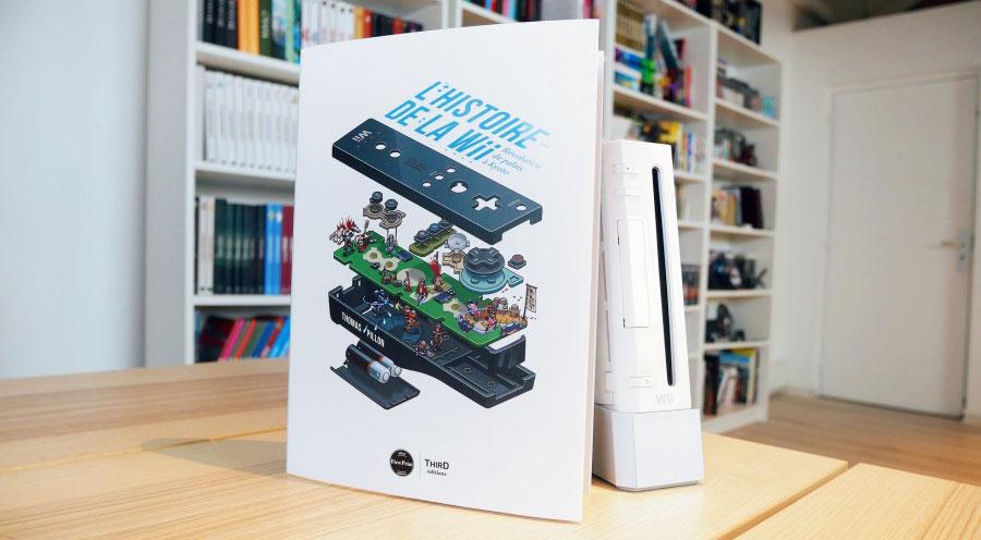 L'histoire de la Wii est désormais disponible chez Third Editions