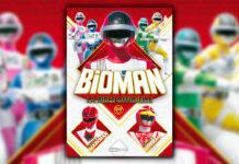 Bioman : La Bible Officielle