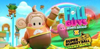 Fall Guys X Super Monkey Ball