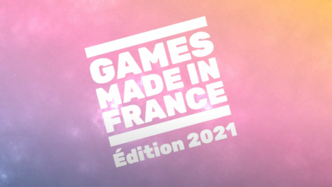 Games Made in France 2021