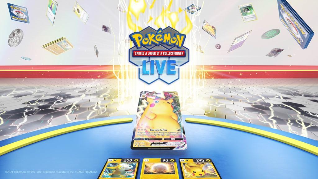 JCC Pokémon Live