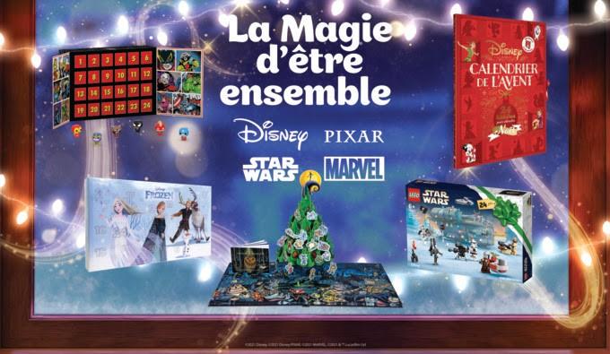 La Magie d'être ensemble Disney Disney 01