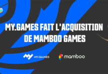 MY.GAMES X MAMBOO GAMES