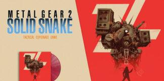Metal Gear 2 Solid Snake