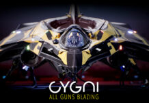 CYGNI: All Guns Blazing