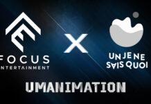 Focus Entertainment X Umanimation