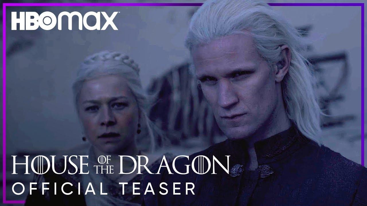 House Of The Dragon : un teaser pour le spin-off de Game of Thrones