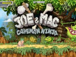 Joe & Mac : Caveman Ninja 00