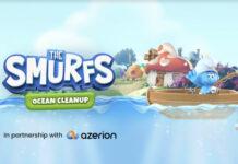 Les-Schtroumpfs---Ocean-Cleanup